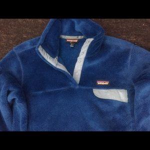 Patagonia Synchilla Snap T Fleece Sweater